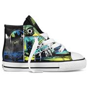 Infant Converse All Star Batman Hi