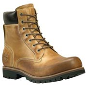 Timberland EarthKeepers Rugged 6 Inch Waterproof Plain Toe