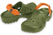 Crocs Off Road
