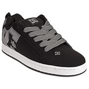 DC Court Graffik SE Black/Gun Metal