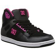 DC Rebound Hi Black/Pink