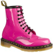 Dr Martens 1460 Patent Womens Boots