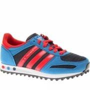 Kids Adidas LA Trainer