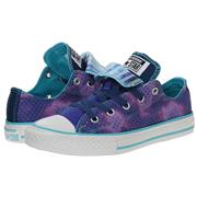 Kids Converse All Star Double Tongue Ox