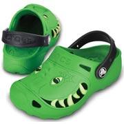 Kids Crocs Dragon Clog