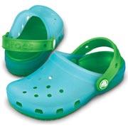 Kids Crocs Translucent Clog