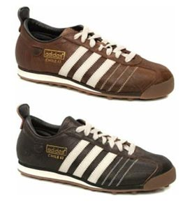 adidas chile 62 trainers brown adidas chile 62 trainers size 9 adidas ...