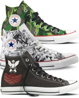 Converse New Design  Shoes