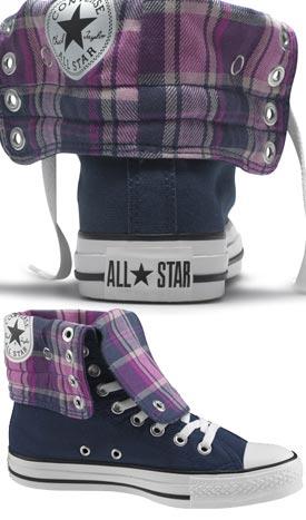 x high top converse