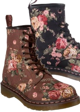 Dr Martens 1460 Victorian Flowers Compare Prices