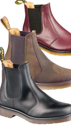dr martens 2976 chelsea boots compare prices. Black Bedroom Furniture Sets. Home Design Ideas