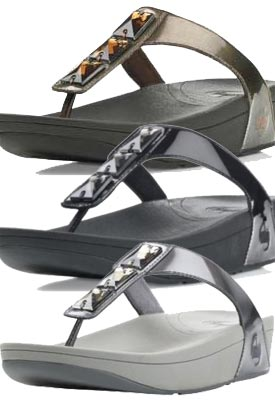 ??????? fitflop pietra ?? pewter