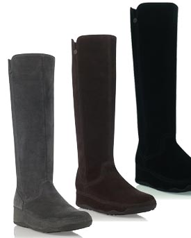 FitFlop Superboot Suede Tall