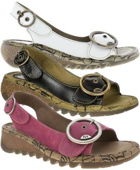 Fly London Tram Compare Prices Womens Fly London Sandals