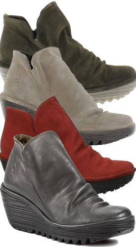 Fly London Yip Compare Prices Womens Fly London Boots