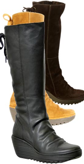 Fly London Yust Compare Prices Womens Fly London Boots
