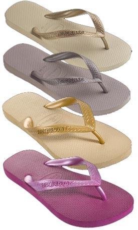 Havaianas Metallic Compare Prices Unisex Havaianas Sandals