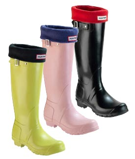 Name Brand Rain Boots - Yu Boots