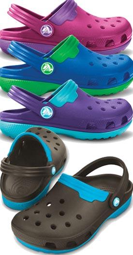 3163a4bb8ccd example colour combinations Kids Crocs Duet ...