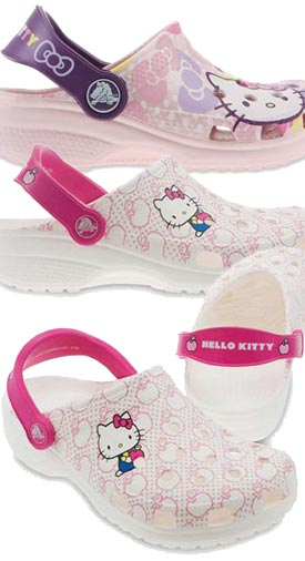 Kids Crocs Hello Kitty  Compare Prices  Kids Crocs Shoes