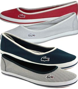 Lacoste Ballerina Womens Shoes