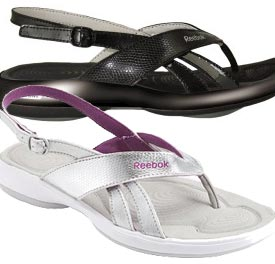 Beautiful Womens Reebok Easytone Flip Sandals  College Prospects Of America