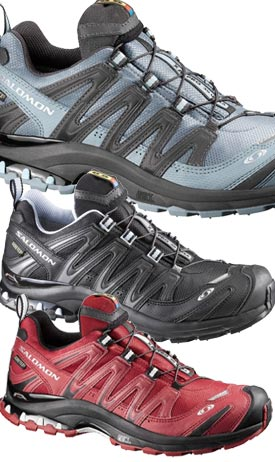 example colour combinations Salomon XA Pro 3D Ultra GTX W