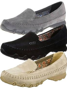 Relaxed Fit Bikers Pedestrian Womens Walking Shoes Skechers Tnkbs