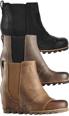 Sorel Lea Wedge Compare Prices Womens Sorel Boots