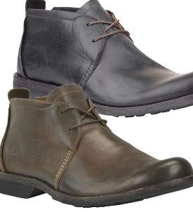 example colour combinations Timberland Earthkeepers City Chukka Boot