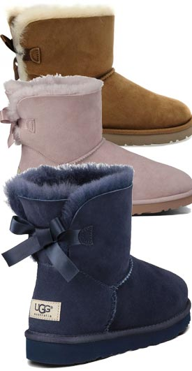 Ugg Mini Bailey Bow Compare Prices Womens Ugg