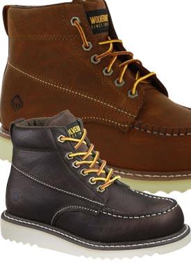Wolverine Apprentice Compare Prices Mens Wolverine Boots