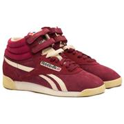 Reebok Freestyle Hi Red
