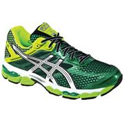 Asics Gel Cumulus Gel Cumulus 15 (Pine/White/Flash Yellow)
