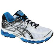 Asics Gel Cumulus Gel Cumulus 15 (White/Black/Royal)