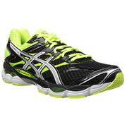 Asics Gel Cumulus Gel Cumulus 16 (Black/White/Flash Yellow)