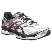 Asics Gel Cumulus Gel Cumulus 16 (White/Black/Red)