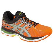Asics Gel Cumulus Gel Cumulus 17 (Hot Orange/Flash Yellow/Black)