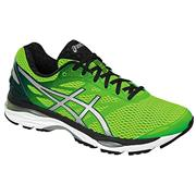 Asics Gel Cumulus Gel Cumulus 18 (Green Gecko/Silver/Safety Yellow)