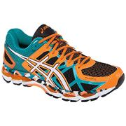 Asics Gel Kayano Gel Kayano 21 (Black/White/Capri Breeze)