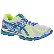 Asics Gel Nimbus Gel Nimbus 15 White/Island Blue/Flash Yellow