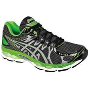 Asics Gel Nimbus Gel Nimbus 16 Black/Apple Green/Silver/Lite Show