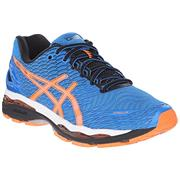 Asics Gel Nimbus Gel Nimbus 18 Electric Blue/Hot Orange/Black