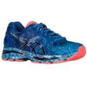 Asics Gel Nimbus Gel Nimbus 18 Blue/Navy/Flash Coral
