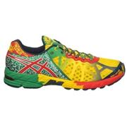 Asics Gel Noosa Tri Tri 09 (Citrus Yellow/Red Pepper/Green)