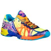Asics Gel Noosa Tri Tri 09 (Flash Yellow/Neon Purple/Navy)