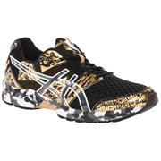 Asics Gel Noosa Tri Tri 08 (Black/Gold Metallic/White)