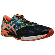 Asics Gel Noosa Tri Tri 10 (Black/Flash Orange/Flash Yellow)