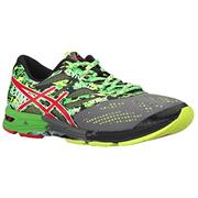 Asics Gel Noosa Tri Tri 10 (Carbon/Fiery Red/Green)