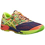 Asics Gel Noosa Tri Tri 10 (Indigo Blue/Flash Coral/Flash Yellow)